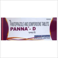 Pantoprazole and Domperidone Tablets