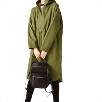 Long rain Coat