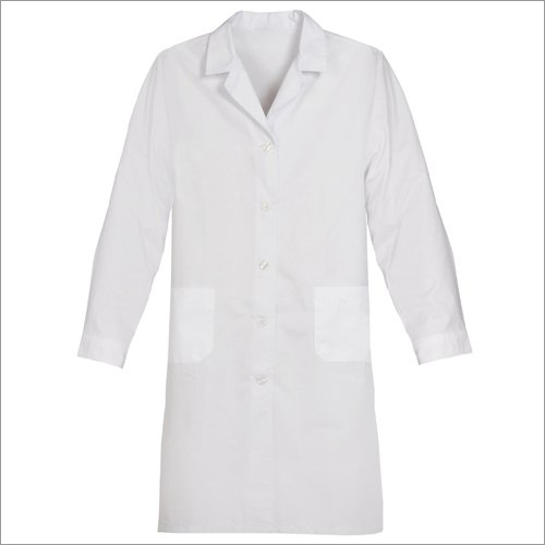 White Plain Doctor Coat