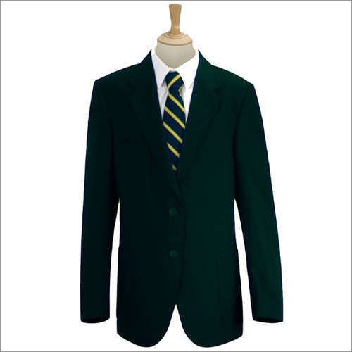 Full Sleeve Woolen School Blazer