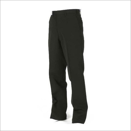 Plain Cotton School Pant