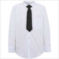 Full Sleeves School Uniform Shirt