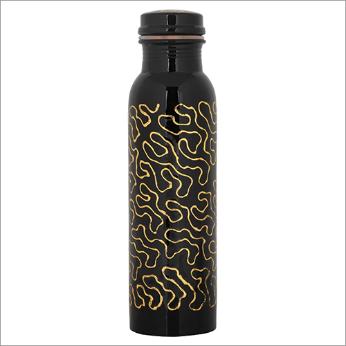 Black Copper Bottle