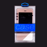 Custom Clear Mobile Phone Case Cover Packaging Box