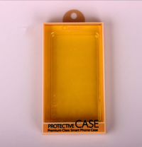 Phone Cover Transparent Packaging Box