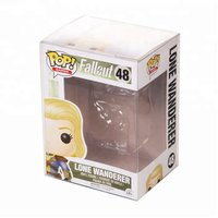 Custom Acid free PET Funko POP Protector