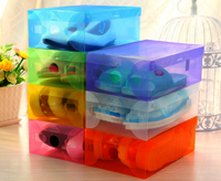 Baby Shoe Clear Plastic Packaging Box