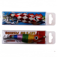 Clear Plastic Fishing Lure Packaging Box