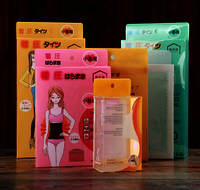 Custom Clear Plastic Cosmetics Packaging Box