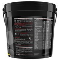 MuscleBlaze Mass Gainer PRO with Creapure, 11 lb(5kg) Chocolate