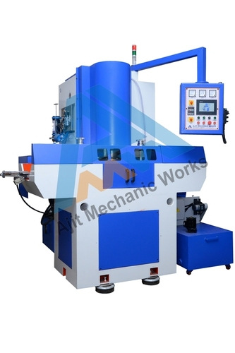 Rotary Double Disc Grinding Machine
