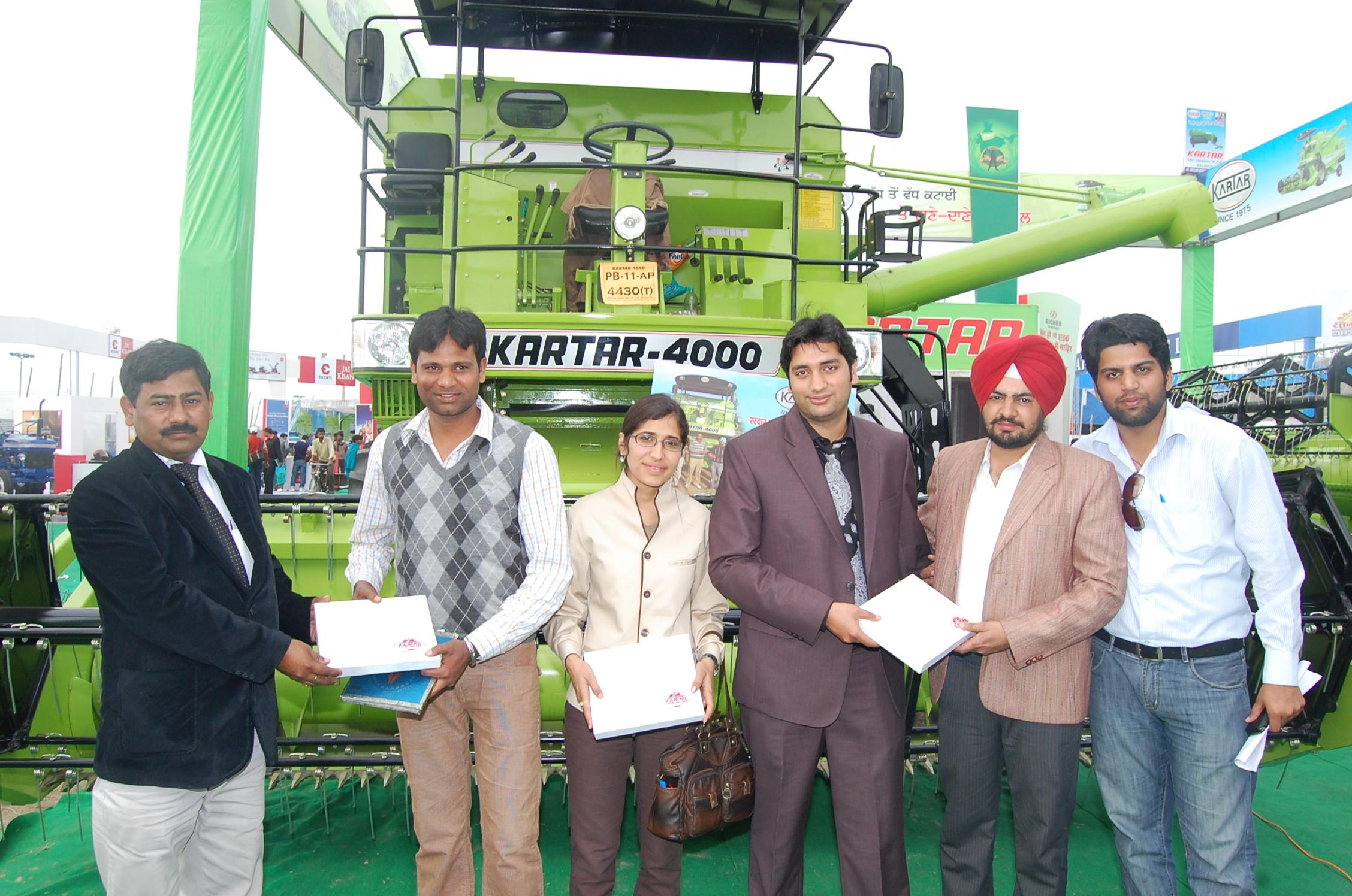 Krishna Combine Industries
