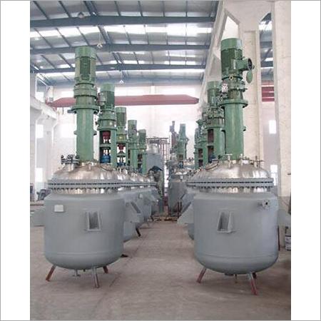 Heavy Duty Glass Lined Reactor