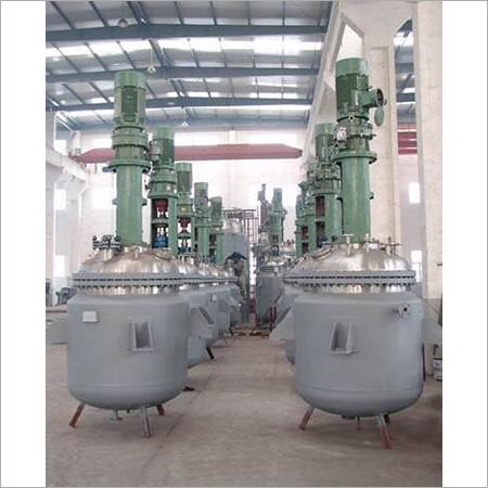 Heavy Duty Glass Lined Reactor
