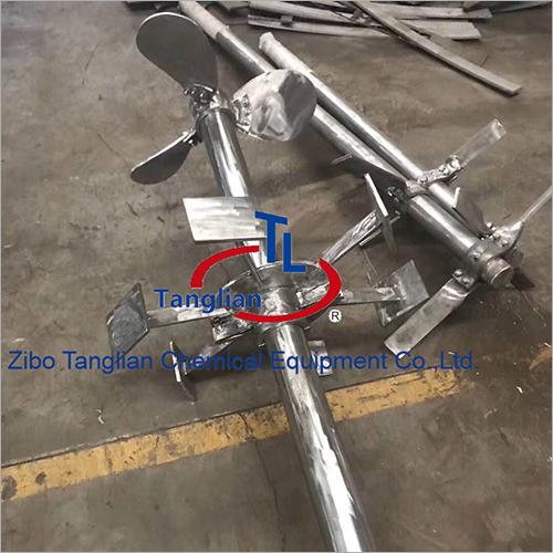 Stainless Steel Agitator