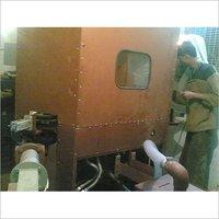 Three Station Component Washing Machine