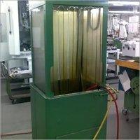Component Washing Machine with Air Gun