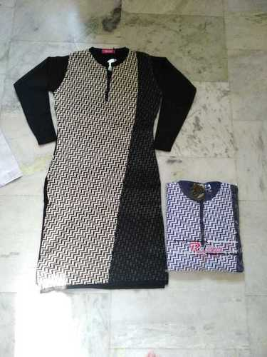 Ladies Winter Kurti