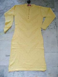 Women Winter Kurti