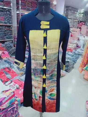 Women's Woolen Kurta