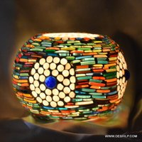 Antique-Style Tea Light Candle Holder