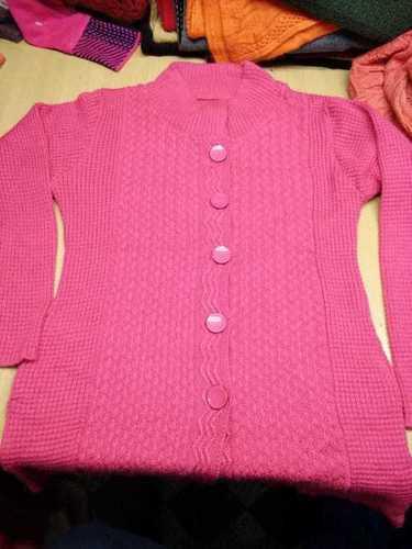 Ladies Wool Sweaters