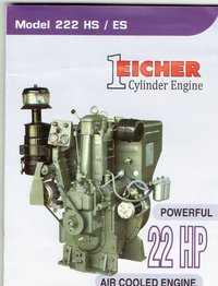 Agro Diesel Engine