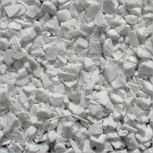 Industrial White PVC Regrind