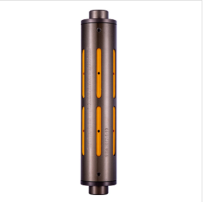 Air Shaft With Expanding Keys