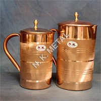 Copper Kitchen  Jug