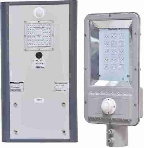 50W Two-in-One Solar LED Street Light