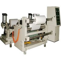 Thermal paper slitting machine for paper coating machinery
