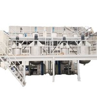 Sublimation paper slitting machine for paper coating machinery Sets