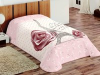 Pasting Mink Blankets Carpet