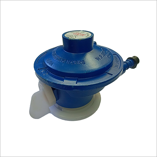 High Pressure Gas Cylinder Regulator
