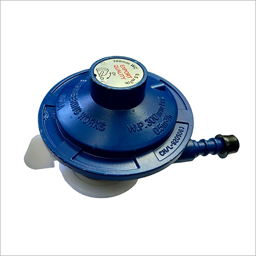 Adjustable Pressure LPG Regulator