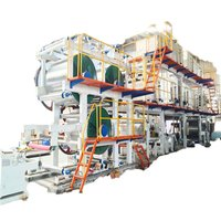 Hot sale bond banana paper making machine