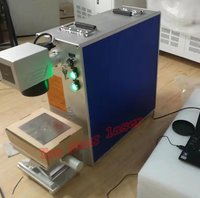 Mini Laser Engraving Marking Machine For Metal
