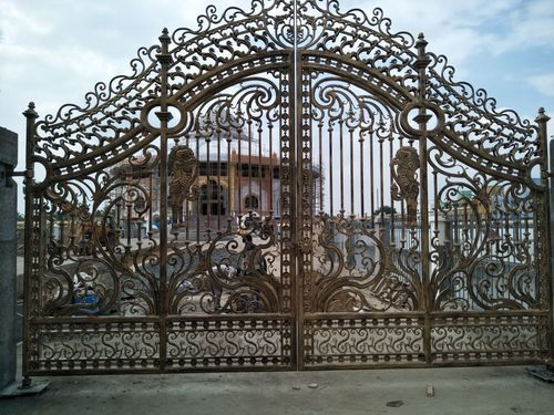Designer Main Gate