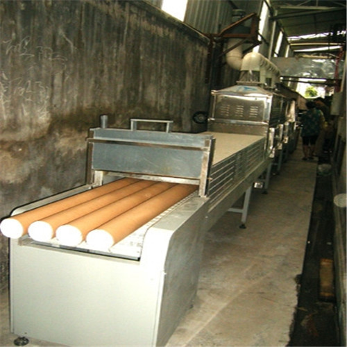 Paper Products Microwave Drying Curing Equipment
