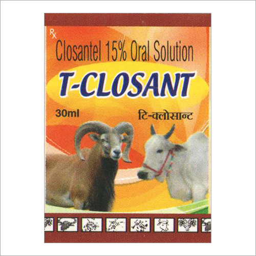 Closantel Oral Solution