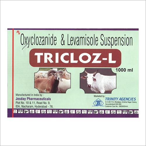 Oxyclozanide Suspension