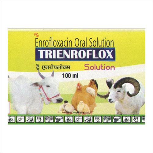 Enrofloxacin Oral Solution