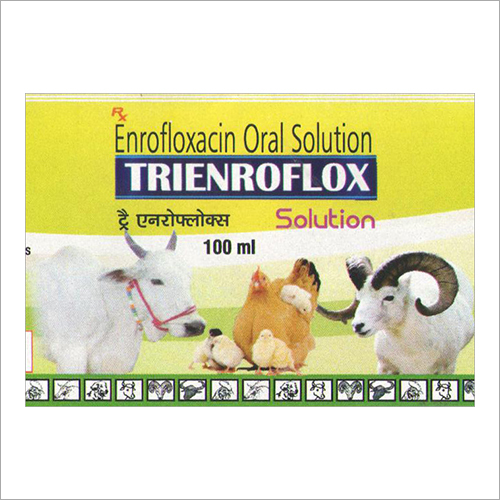 Enrofloxacin Oral Solution