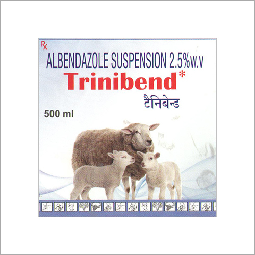 Albendazole Suspension