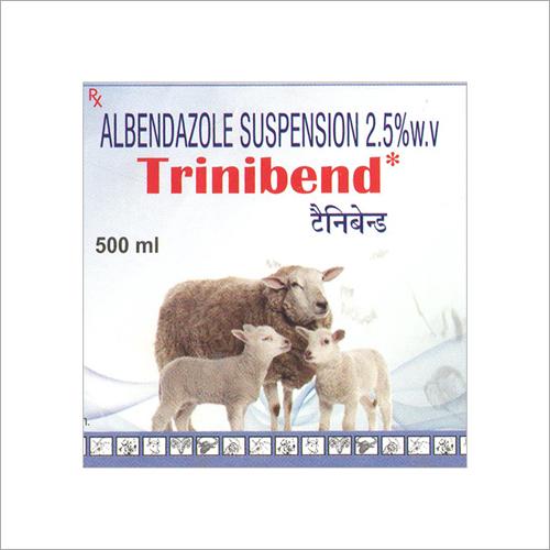 Albendazole Suspension
