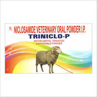 Anthelmintic Teniacide Dispersible Powder