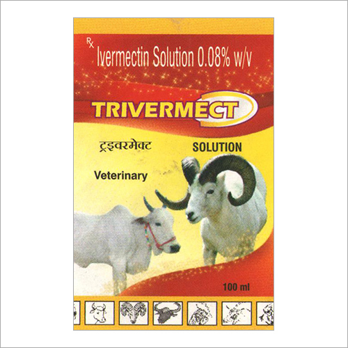 Veterinary Suspension And Solution