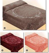 Pain Embossed Blankets