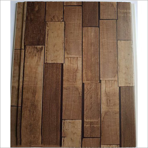 Plain Wooden Flooring